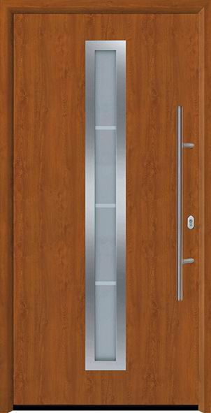 Входная дверь Hormann RenoDoor 2015 GoldenOak