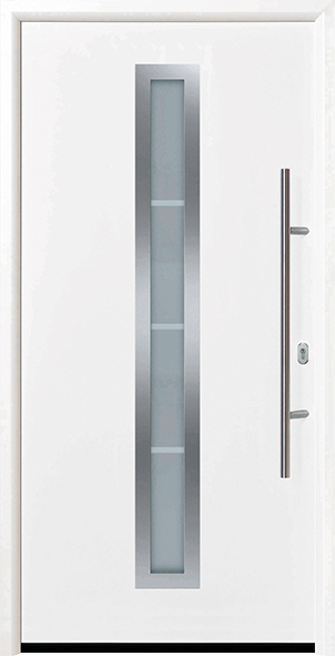 Входные двери Hormann RenoDoor Plus 2015 RAL9016 Белая